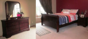 Furniture Sale: Queen & Kids Bed set, Sofa, Dining tbl, TV, BBQ