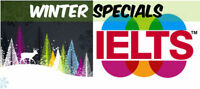 IELTS PREPARATION CLASSES FOR 4 WEEKS@180/MONTH !CALL 5877191786