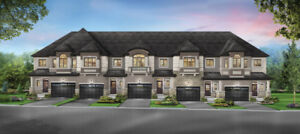 KITCHENER-BRAND NEW FREEHOLD TOWNHOMES FROM MID $400's