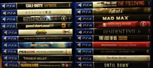 (20+) PS4 GAMES FOR SALE
