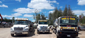Cash for Scrap Cars // Up to $1500* Paid Cash // Donation Option