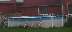 12 X 24 pool for sale.