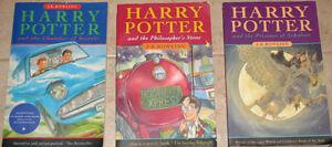 2 Harry Potter Books London Ontario image 1