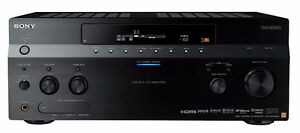 SONY 7.1 Channel Audio/Video Receiver
