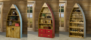 CANADIAN MADE, SOLID WOOD & ASSEMBLED BOOKCASES