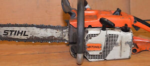 NON working / old STIHL POWER SAW