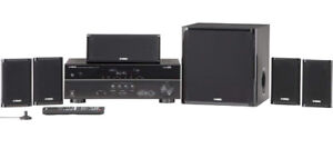 Yamaha YHT-497 5.1-Channel Home Theatre System