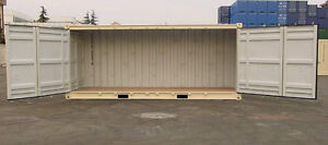 New 20' OPEN SIDE Containers