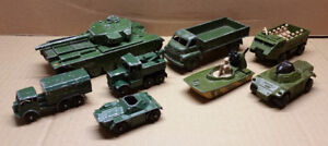Military Toy Collection