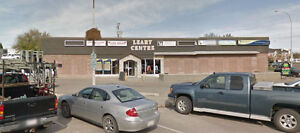 Retail Space Available - Strathmore Alberta