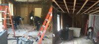 Residential/Commercial demolition