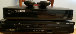 Rogers Cisco Nextbox 9865 HD & Nextbox 4642 HD