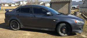 2008 Mitsubishi Lancer GTS 2.0 L Sun and Sound Package