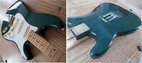 fender stratocaster pro tone series squier 1996/97 korea