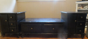 Riverside Coffee Table and 2 End Tables