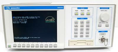 Photonetics (Nettest) WALICS 3651HR-12 Optical Spectrum Analyzer
