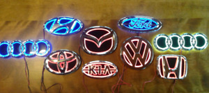 LED car emblem / logo