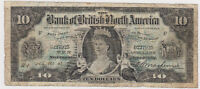 Lots of Chartered, dominion and bank of Canada Notes