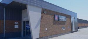 Espace locative - Complexe Sportif à Mont-Saint-Hilaire