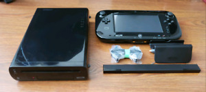 Wii U Deluxe set [with games]