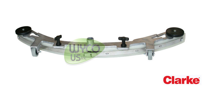 """32.5"""" SQUEEGEE ASSY, CLARKE FOCUS II MID SIZE WALK BEHIND SCRUBBERS, 10398A"""