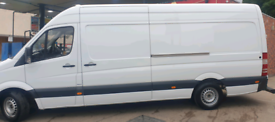 MAN AND VAN AVAILABLE