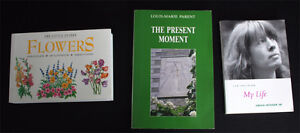 Various Books - Flowers, Meditation/Reflection, Poetry West Island Greater Montréal image 1