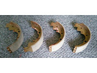 TWIN WHEELER LDV CONVOY TWIN WHEELER REAR BRAKE SHOES