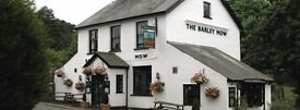 The Barley Mow is seeking Bar and Waiting Staff to start immediately