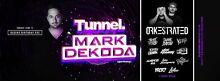 MARK DEKODA TICKETS AT TUNNEL QUEENS BIRTHDAY PICKUP FROM TOORAK Malvern Stonnington Area Preview