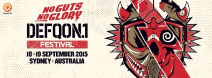 DEFQON.1 2015 ONLINE DISCOUNT CODE (110264) Sydney City Inner Sydney Preview
