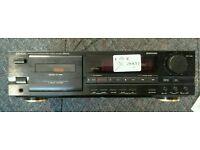 Denon cassette player #24897 £15