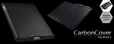 Ion factory Carbon Cover for iPad 2 Ipad 2 Carbon
