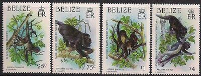 Belize Stamp - Primates Stamp - NH