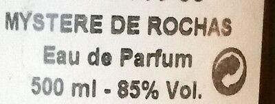 Rare Vintage Mystere de Rochas Eau de Parfum 500 ml /16.9oz New