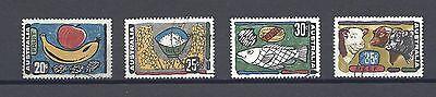 AUSTRALIA 1972 SG 510/13 USED Cat £7.50