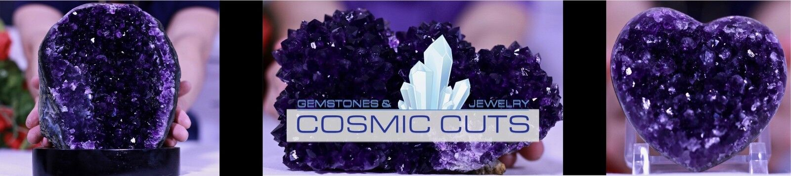 CosmicCuts Gemstones and Jewelry