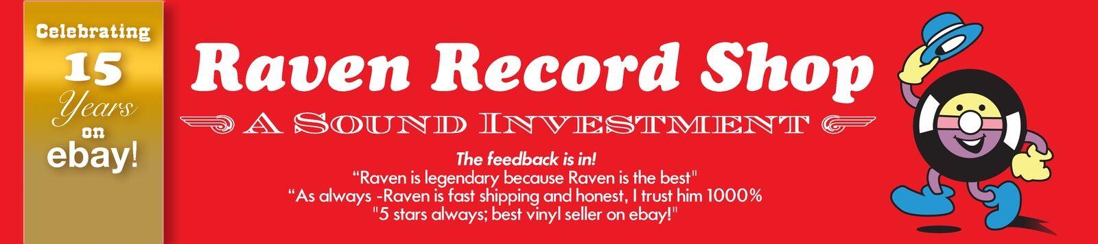 Raven Record Shop