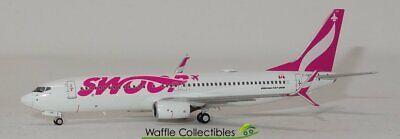 1:400 NG Models Swoop B 737-800 C-GDMP 80609 58067 Airplane Model *LAST ONE!*
