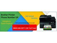 Brother Printer Phone Number UK 0800-046-5071 Brother Printer Contact Number UK