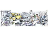 Mobile motor mechanic 07960271568