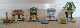 Lego Friends Sets and Book