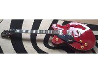 Gretsch G2622 Streamliner Left Handed Electric Guitar (With Hard Case)