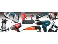 Looking to buy any power tools (makita, dewalt, bosch, hilti and others)