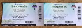 British Summer Time - Hyde Park with Michael Buble - Tickets