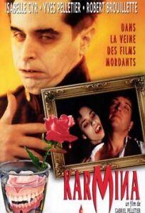 DVD KARMINA