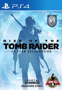 Uncharted 4 and Rise Of The Tomb Raider.