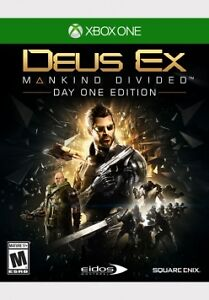 Deux Ex For Xbox One