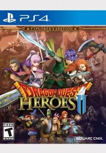 Dragon Quest Heros II - New - PS4