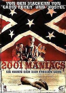 2001 Maniacs (2006) dvd - Estenfeld, Deutschland - 2001 Maniacs (2006) dvd - Estenfeld, Deutschland